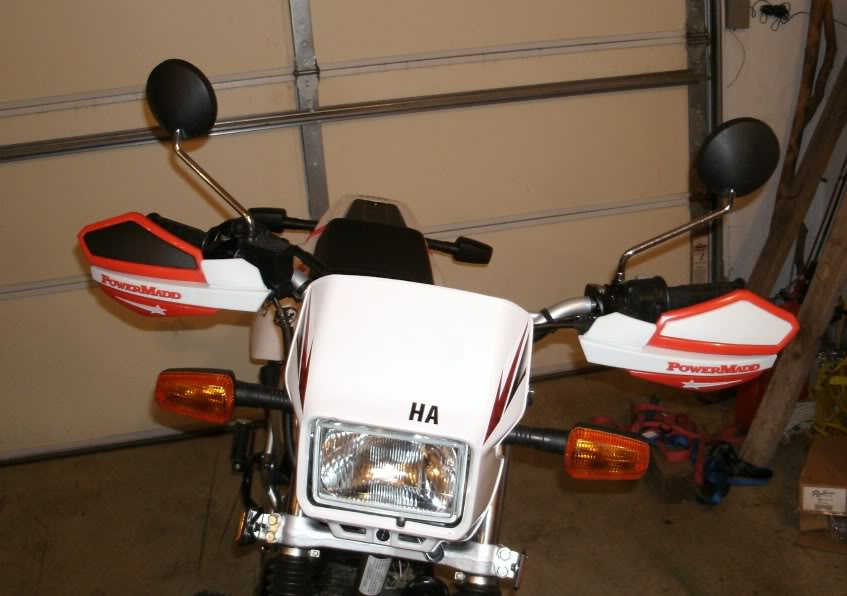 WIND DEFLECTORS FOR TW 200 T-DubwithPowerMaddrb
