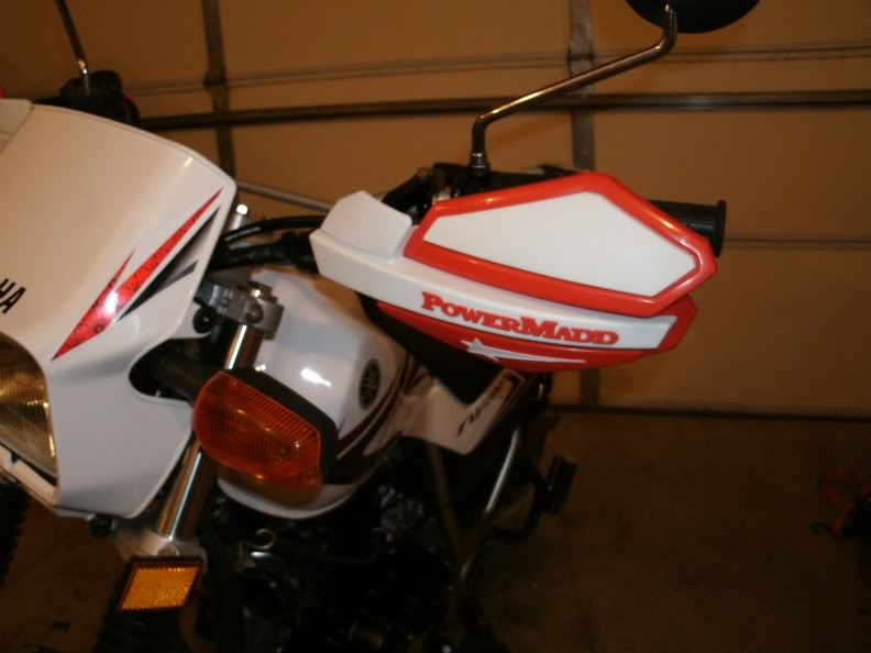 WIND DEFLECTORS FOR TW 200 T-DubwithPowerMaddwht