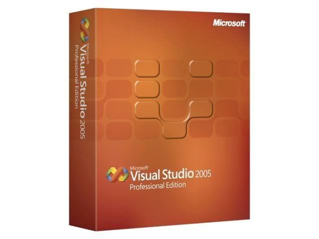Microsoft Visual Studio 2005 Visual_Studio_2005_Box
