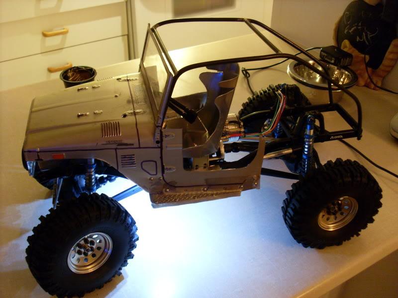 [NEW]  chez  AXIAL : EXO 1:10 Terra Buggy Kit SL374322