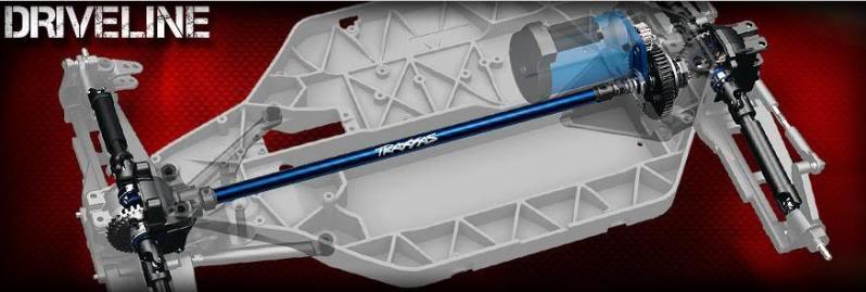 [NEWS] LE NOUVEAU TRAXXAS SLASH 4x4, p4 platinium edition Trans