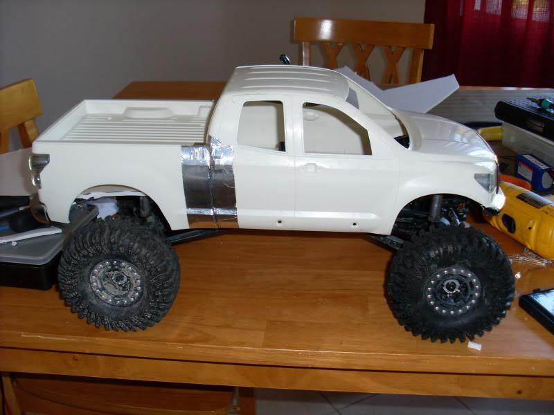 projet numero 1 scaler, yota tundra iceland truck !!!  SL374252