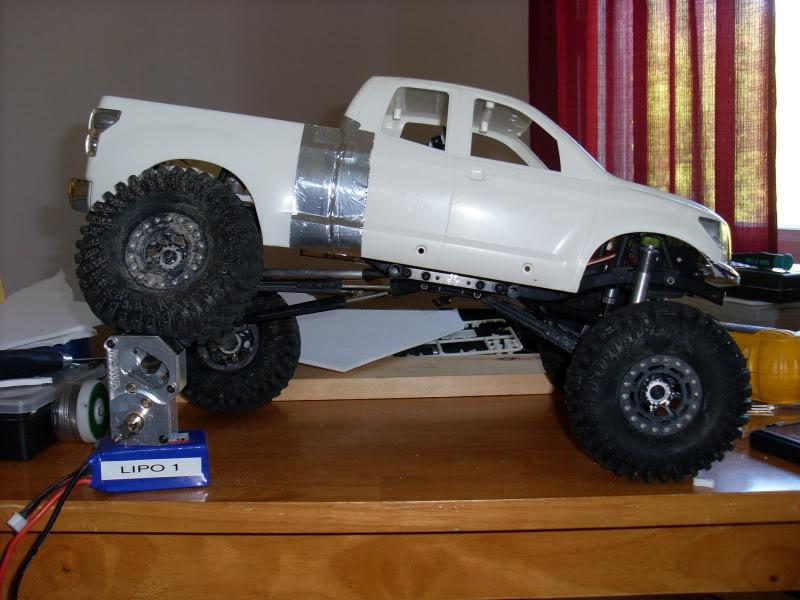 projet numero 1 scaler, yota tundra iceland truck !!!  SL374254