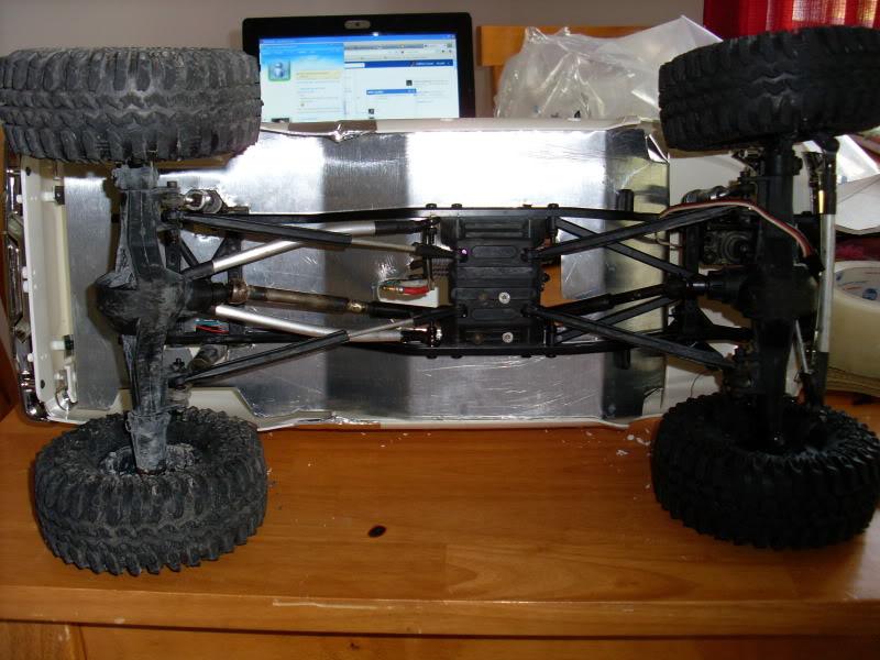 projet numero 1 scaler, yota tundra iceland truck !!!  SL374262