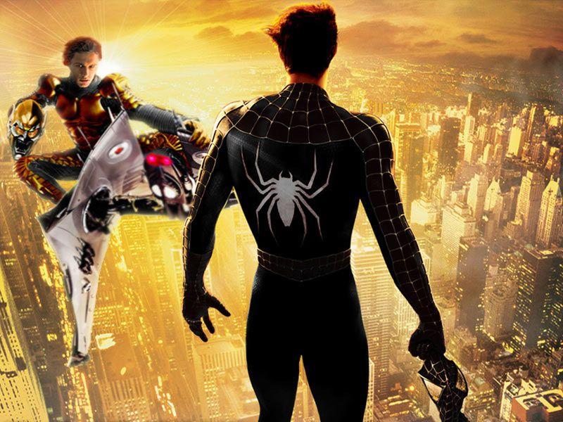 Spider-Man New-goblin