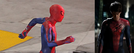The Amazing Spider-Man 2 Spider-man-stunt-suit
