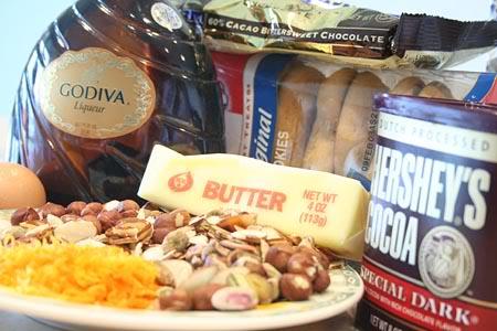 Chocolate Salame Chocolate-salami-ingredients
