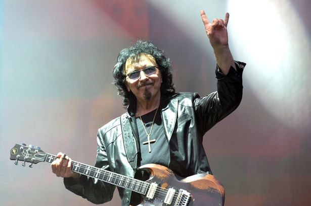 Black Sabbath - *The official thread* - Page 31 Iommi