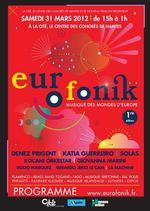 EuroFonik 31 mars 2012 Nantes Cité des Congrès Thumb