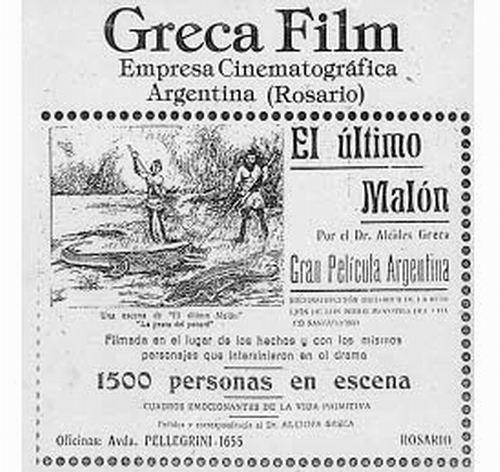 Последняя атака / El ultimo malon / The Last Indian Attack (Аргентина, 1917) 884b4cc6f93c07f4bbd7d629ab1f7c76