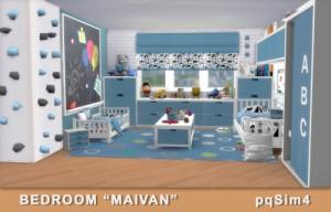 Комнаты для детей и подростков      - Страница 4 6b732a10356df98b08b275d5b89ef7e2