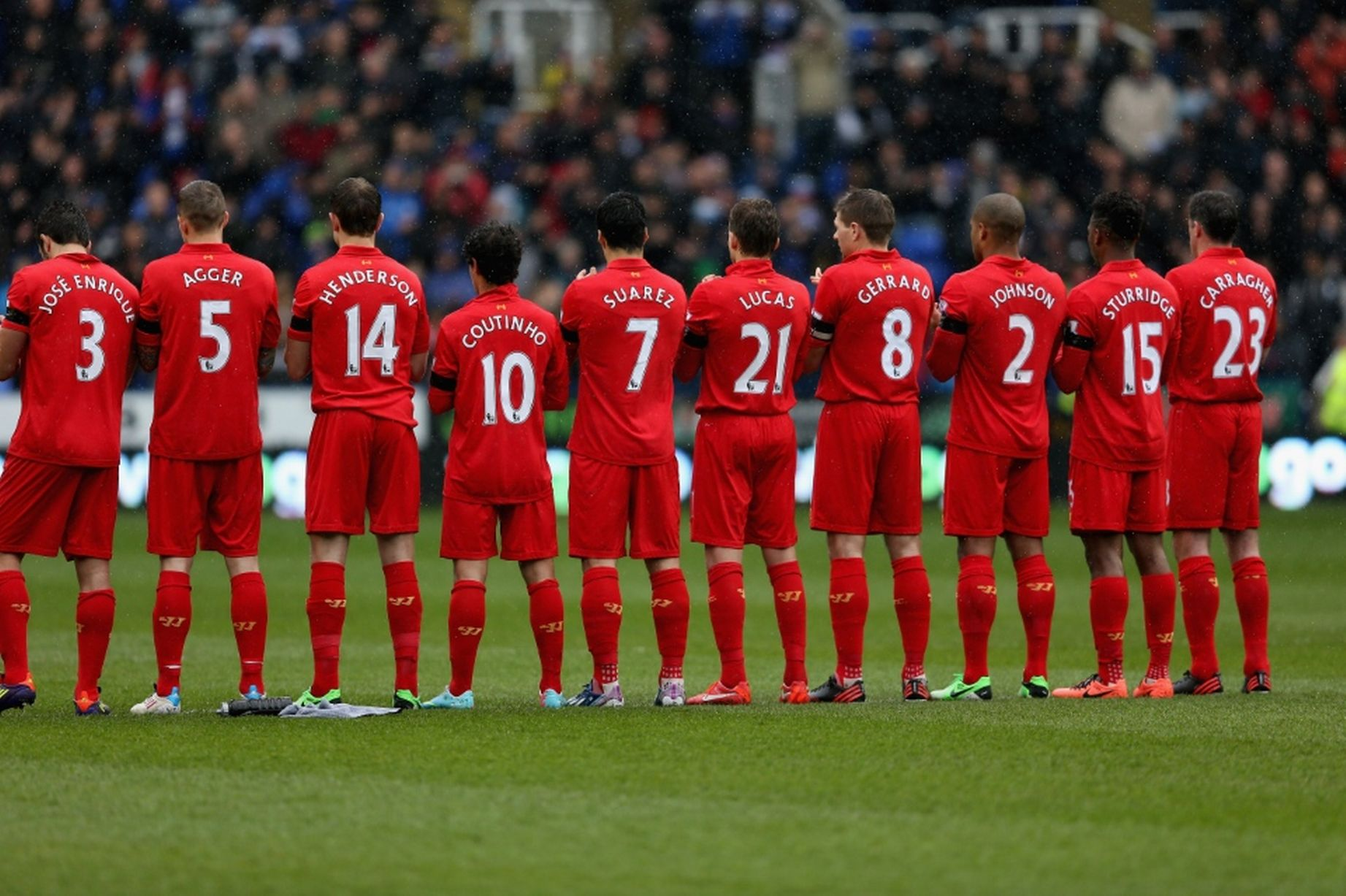 Hilo del Liverpool FC Reading-v-Liverpool-Premier-League