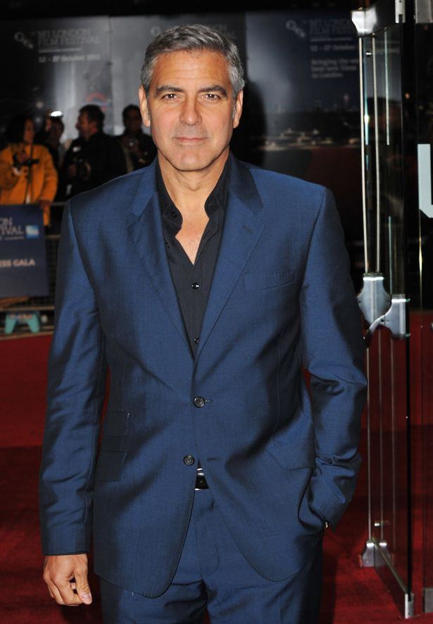 George Clooney to appear in Downton Abbey episode for charity - Page 2 Filmmaker-George-Clooney