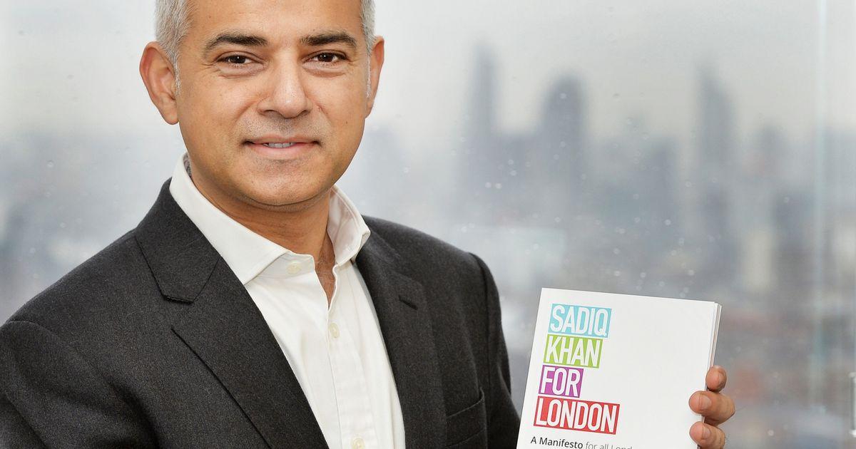 قوات البيشمركه الكرديه  Labours-London-mayoral-candidate-Sadiq-Khan