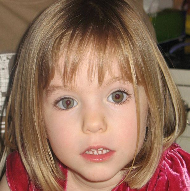 Inside Missing People - the charity finding lost loved one for distraught families PAY-Madeleine-McCann