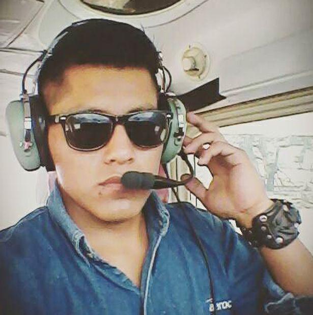 Flugzeugabsturz in Kolumbien Erwin-Tumiri