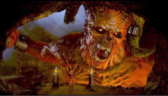Les chroniques du Docteur- Ze return back (Doctor Who inside) Beast2