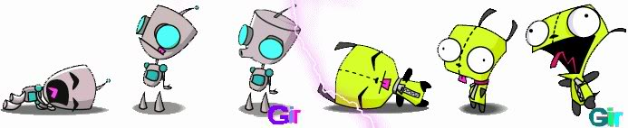 The name is Mip. Gir