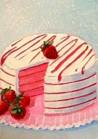 Birthday Cakes StrawberryCAKE