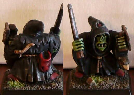 Asp's Group's Miniatures and Terrain Zombie_goblin