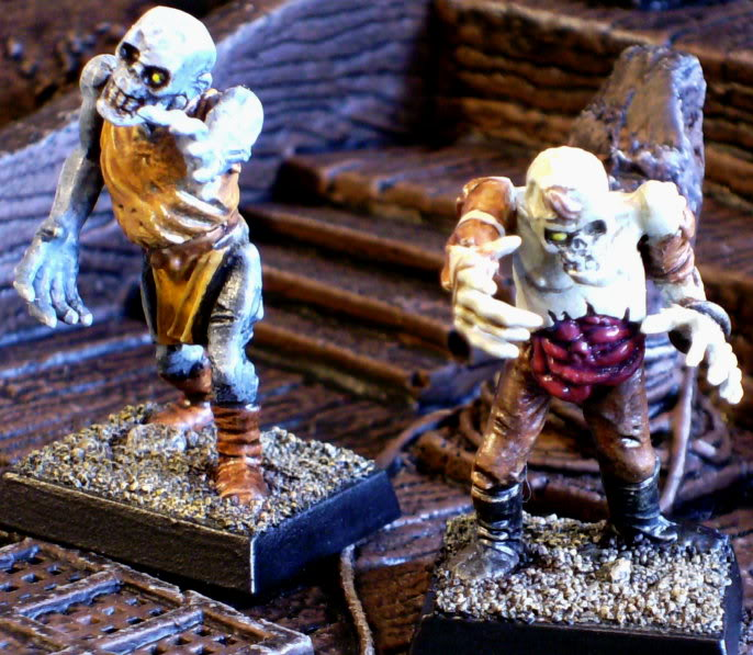 Asp's Group's Miniatures and Terrain Zombies1b