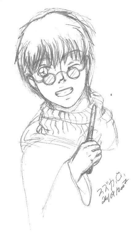 Suzuka's Place for Fanart!!! (AniManga ver.) - Page 2 Harry_Potter_by_suzuka