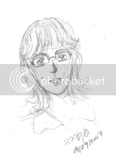 Suzuka's piece of wasted space. :B - Page 3 Autoretrato