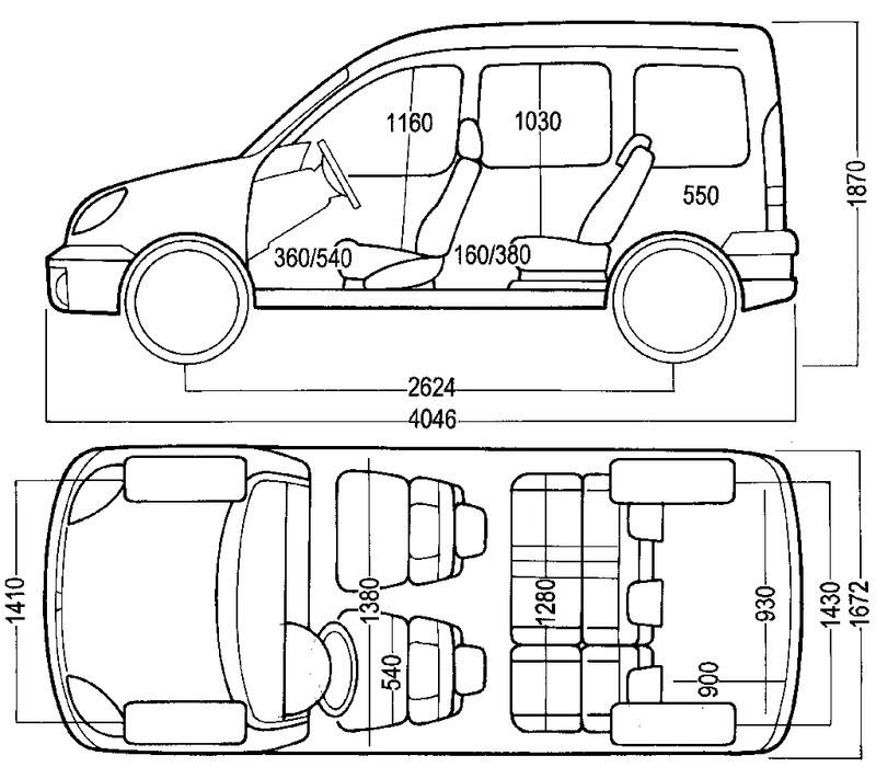 mitsubishi cargo space