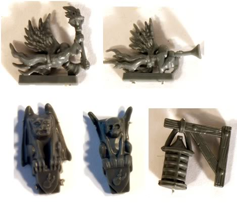 Gargoyles and other building accessories  NewBitmapImage