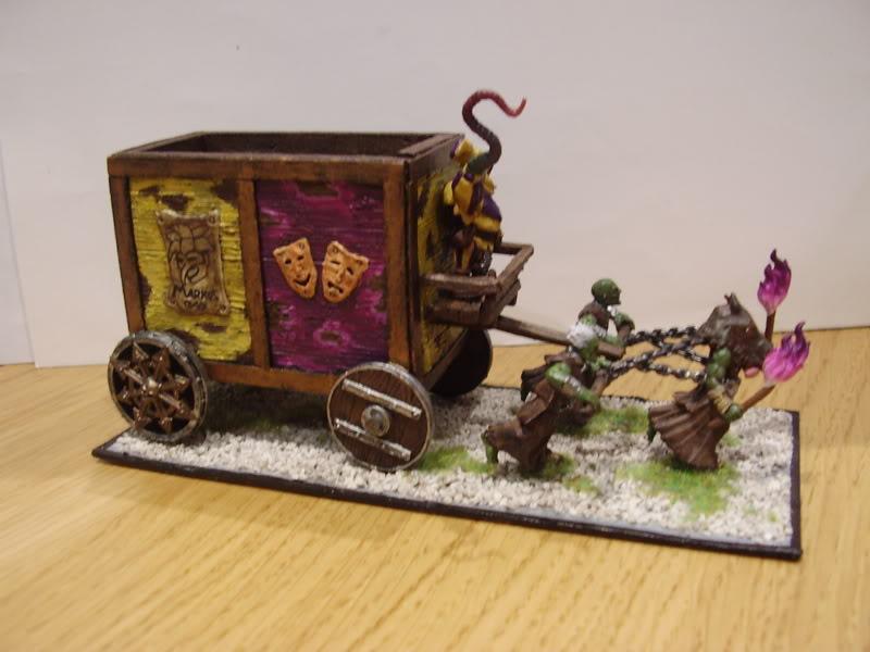 Berghaus's CoC Part Two - Plague Cart, Markus & Brutes P1010008