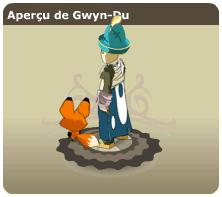 Gwyn-Du - Pandawa feu niveau 113 aux sorts Gwyn-113-wera