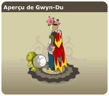 Gwyn-Du, niveau 182 : feu et +dommages Gwyn-145_look