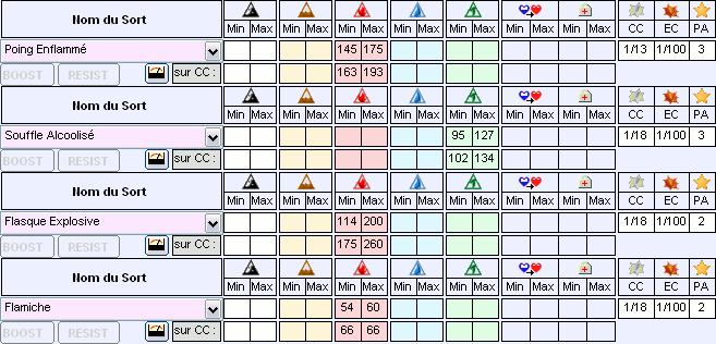 Gwyn-Du, niveau 182 : feu et +dommages Gwyn-145_sorts