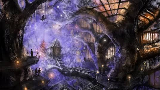 Water Mage's HQ [L,PG-13] Winter_Treehouse_by_AlexKaiser-1