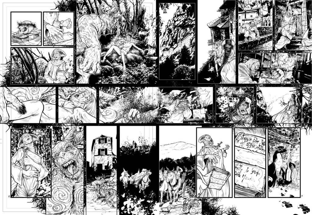 L'Evangile selon Satan (Antoine Maurel/David Cerqueira) - Page 2 EvSat_T1P0607