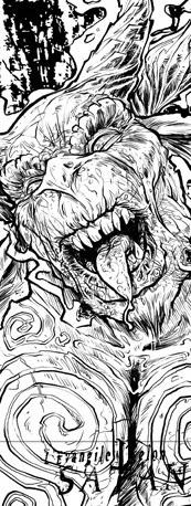L'Evangile selon Satan (Antoine Maurel/David Cerqueira) - Page 2 Demon