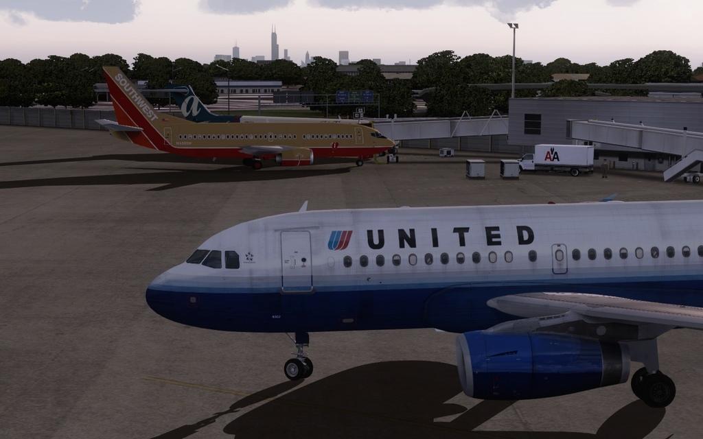 Chicago Midway to Boston Logan 6-2