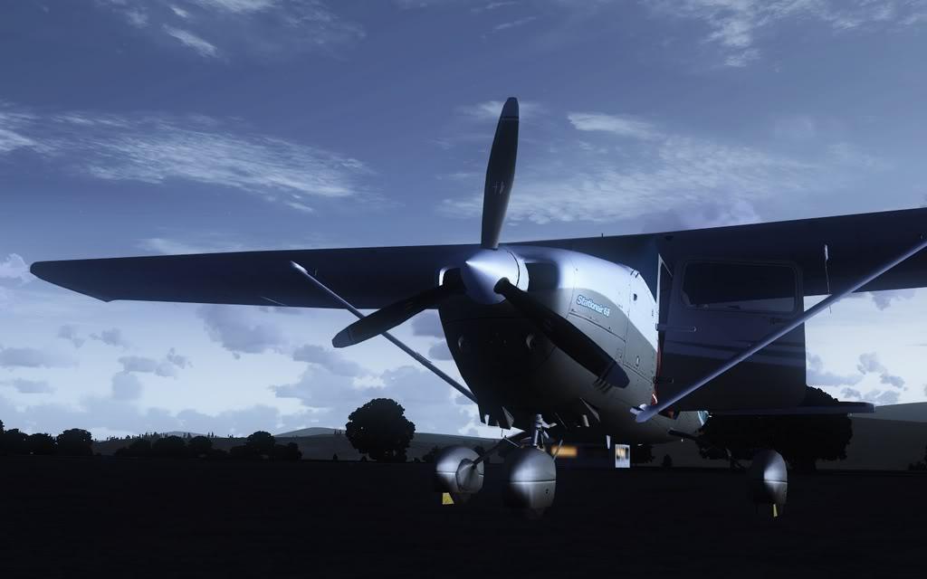 [FS9] Vôozinho visual com o Cessna Stationair  Cris2011_617