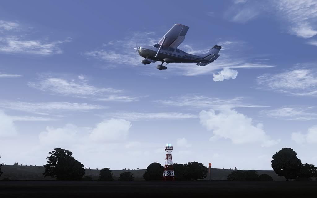 [FS9] Vôozinho visual com o Cessna Stationair  Cris2011_624