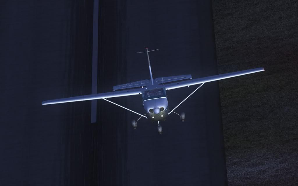 [FS9] Vôozinho visual com o Cessna Stationair  Cris2011_625