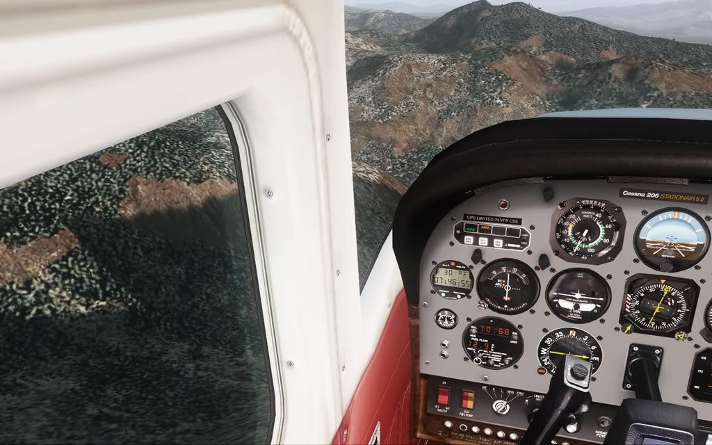 [FS9] Vôozinho visual com o Cessna Stationair  Cris2011_653