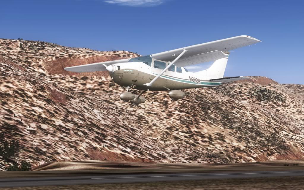 [FS9] Vôozinho visual com o Cessna Stationair  Cris2011_671