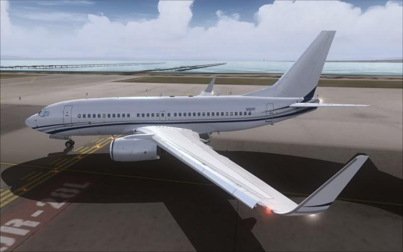 [FS9] Um belo 737-700 executivo SpeedRacer_227