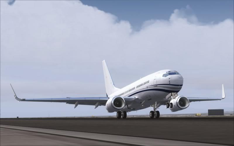 [FS9] Um belo 737-700 executivo SpeedRacer_230