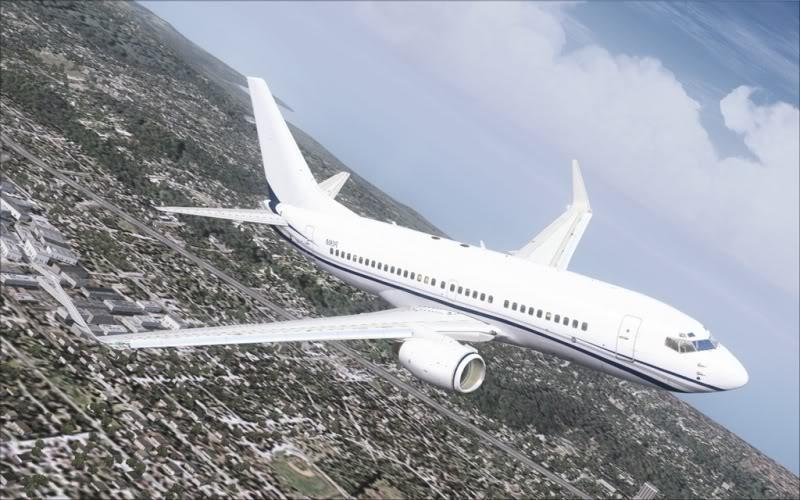 [FS9] Um belo 737-700 executivo SpeedRacer_231