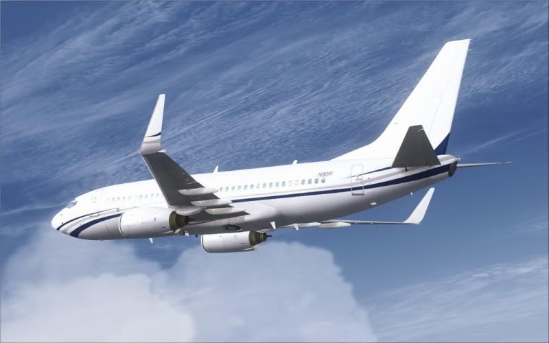 [FS9] Um belo 737-700 executivo SpeedRacer_233