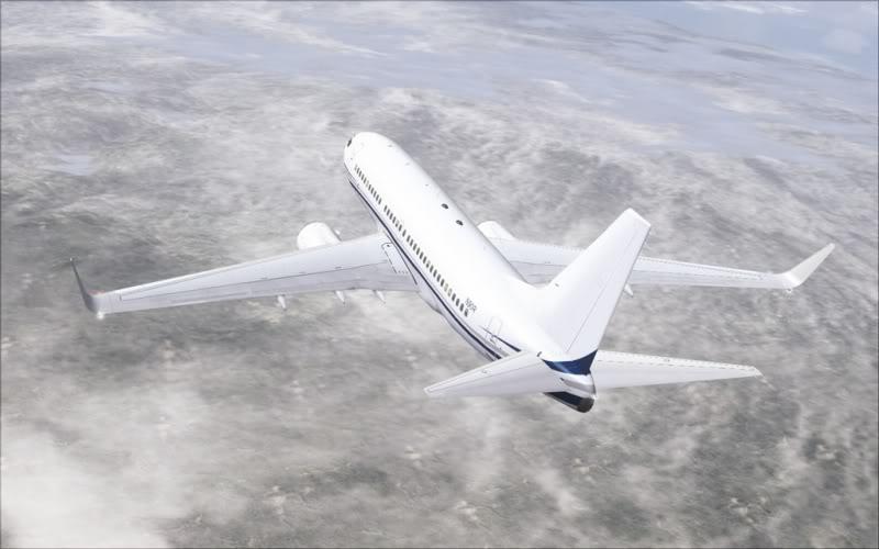 [FS9] Um belo 737-700 executivo SpeedRacer_243