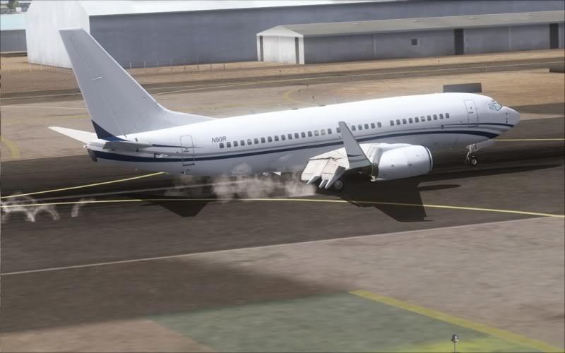 [FS9] Um belo 737-700 executivo SpeedRacer_251