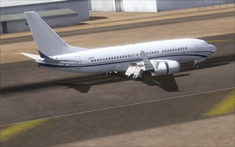 [FS9] Um belo 737-700 executivo SpeedRacer_252