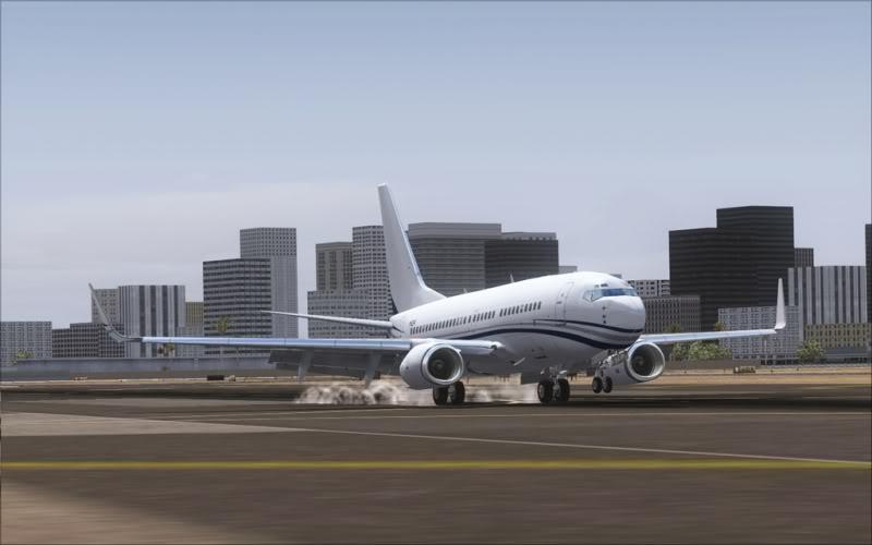 [FS9] Um belo 737-700 executivo SpeedRacer_253